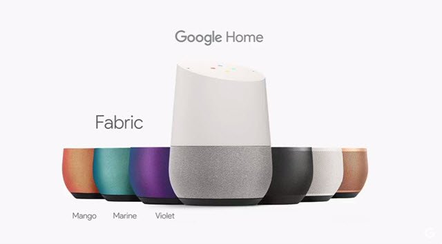 google-home-colores