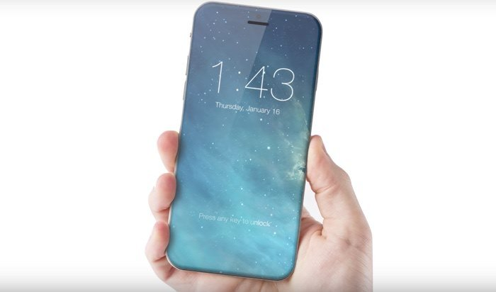 Iphone8 Concept Image