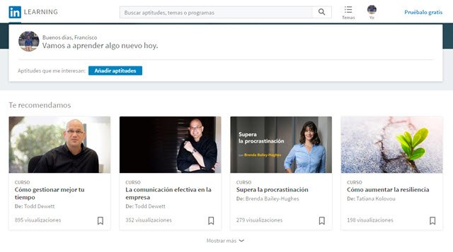 linkedin-learning-espanol