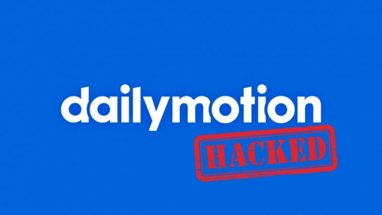 Video Sharing Website Dailymotion Hacked