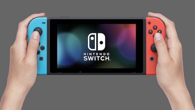 Switch Hands On