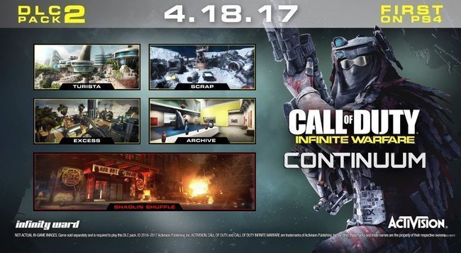Call Of Duty Continuum