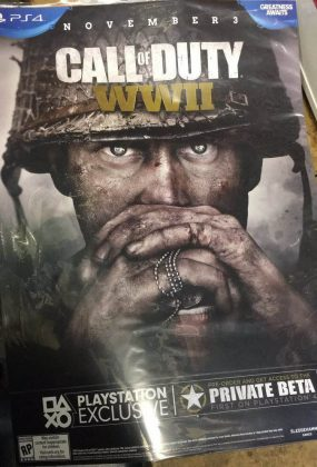 Call Of Duty Wwii 1 Leak