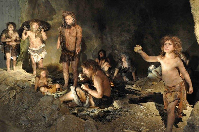 Canibalismo Prehistorico