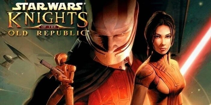 Star Wars Knights Of The Old