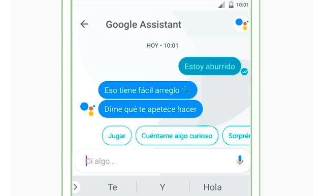Google Assistant In Spanish