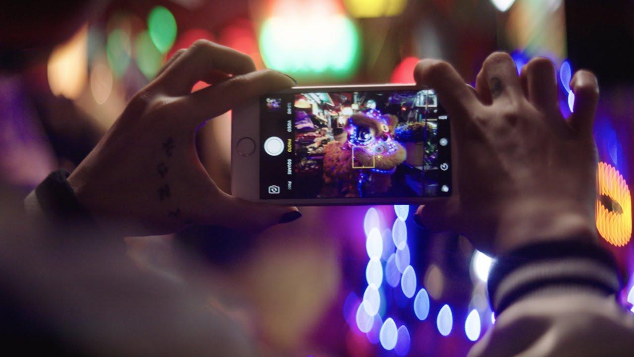 Iphone 7 Como Tomar Fotografias