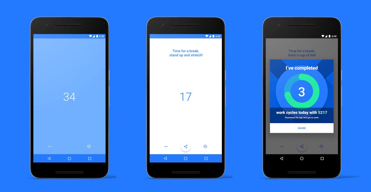5217 Tecnica De Productividad App
