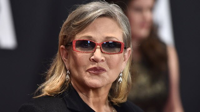 Carrie Fisher Autopsia