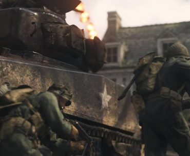 Cod Wwii Theater Mode