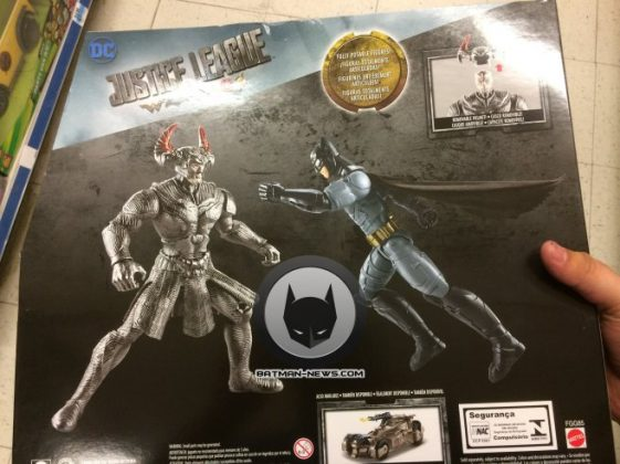 Steppenwolf Justice League Action Figure 2