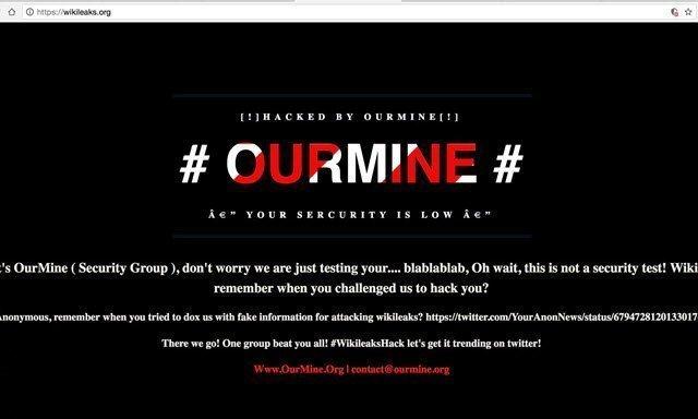Ourmine Wikileaks