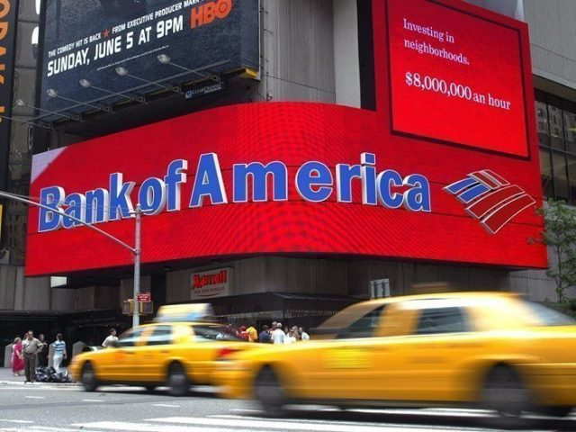 Bank Of America Patentes