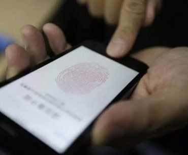 Ios 11 Touch Id