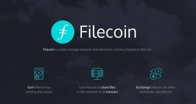 Ico De Filecoin Inicia