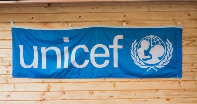 Unicef Etherum Blockchain