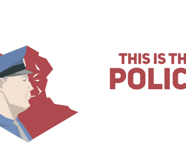 This Is The Police Logo Horizontal