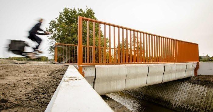 Primer Puente Impreso 3d