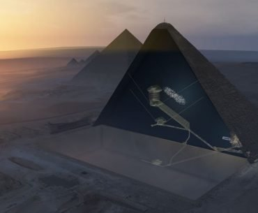 821 Great Pyramid Void 1