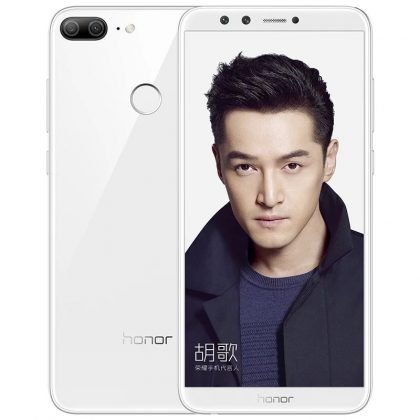 Honor 9 Youth Edition Pearl White
