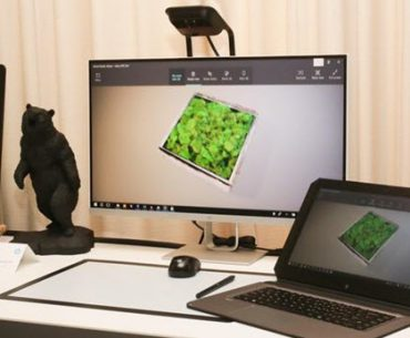 Hp Sprout 3d Camera05