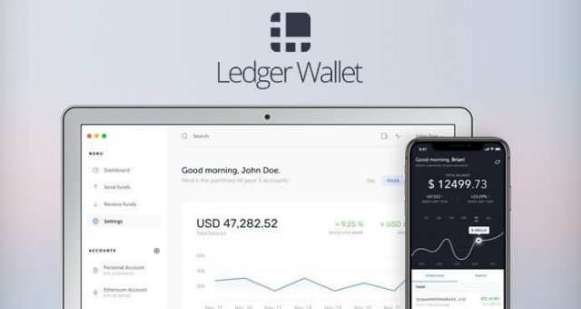 Ledger Wallet Preview Cover