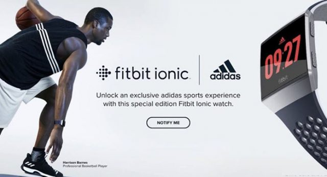 Fitbit Ionic New Watch3