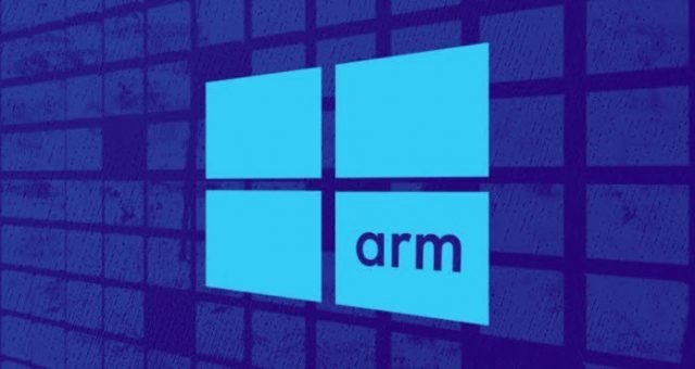 Microsoft Windows 10 Arm