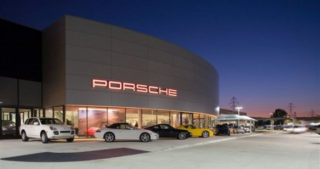 Porsche Blockchain Conduccion Autonoma