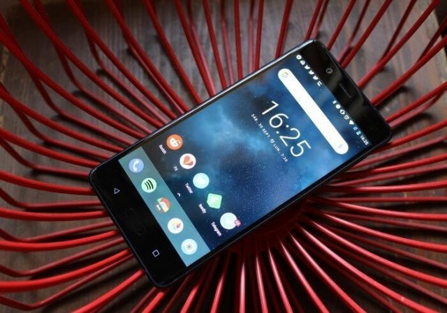 Smartphones Android P