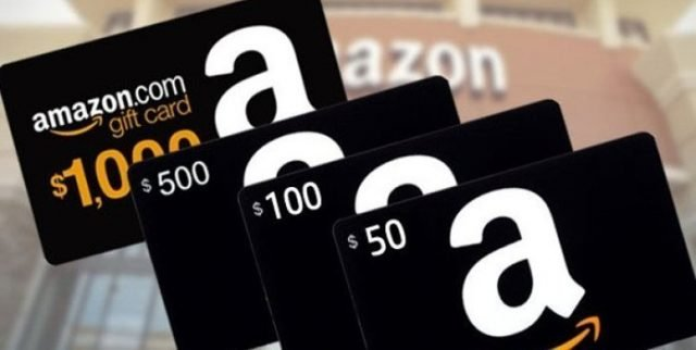 Amazon Gift Card Bitcoin