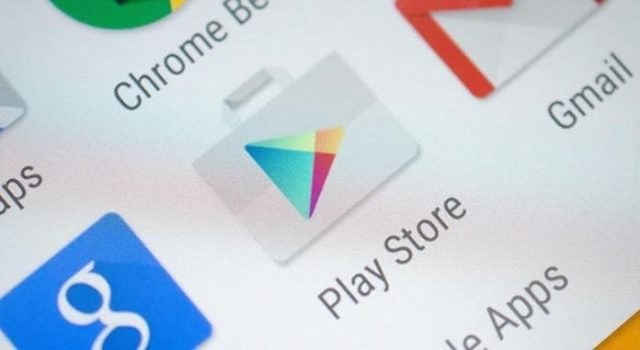 Google Play Store App Falsa Robo