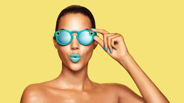 Snapchat Spectacles Snap Teal
