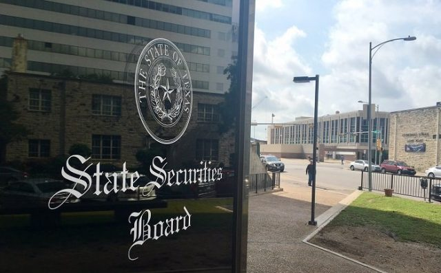 Texas State Securities