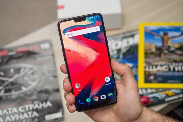 Oneplus 6 Face Unlock Fooled By A Printed Photo Update