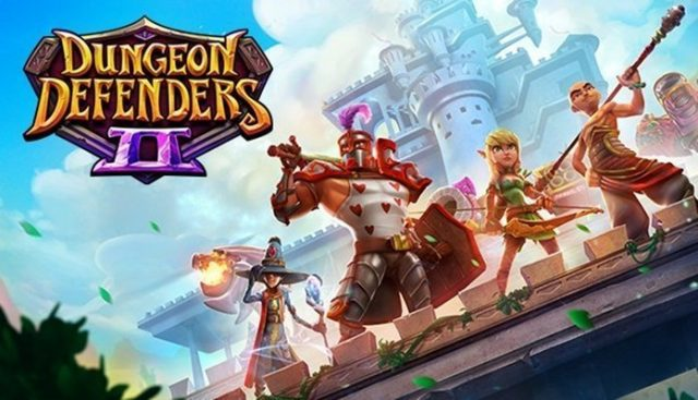 Dungeon Defenders Blockchain