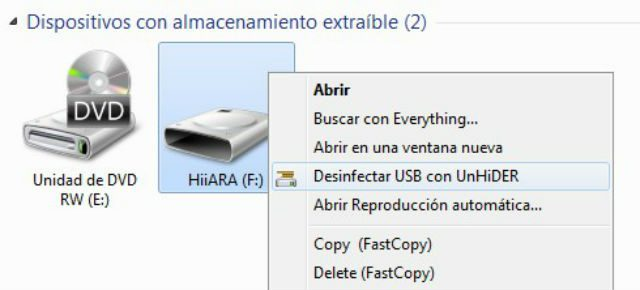 Unhider Usbfiles