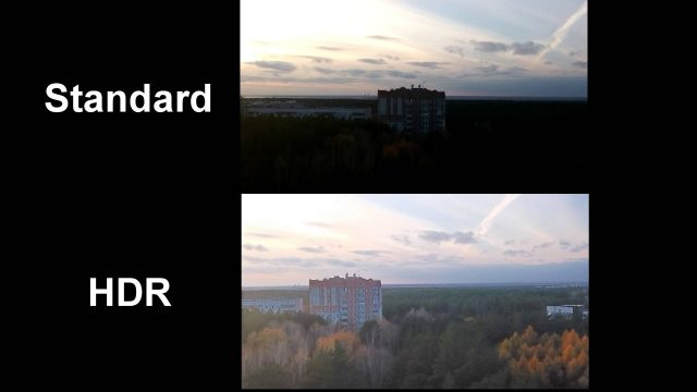 HDR YouTube
