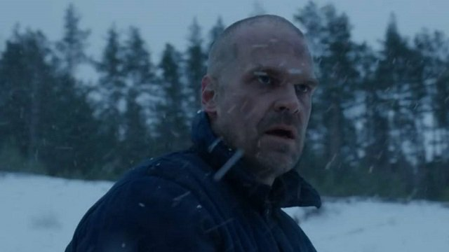 David Harbour volverá a la temporada 4 de 'Stranger Things' como Jim Hooper