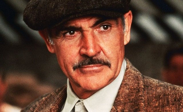 Sean Connery protagonista de 'The Untouchables'
