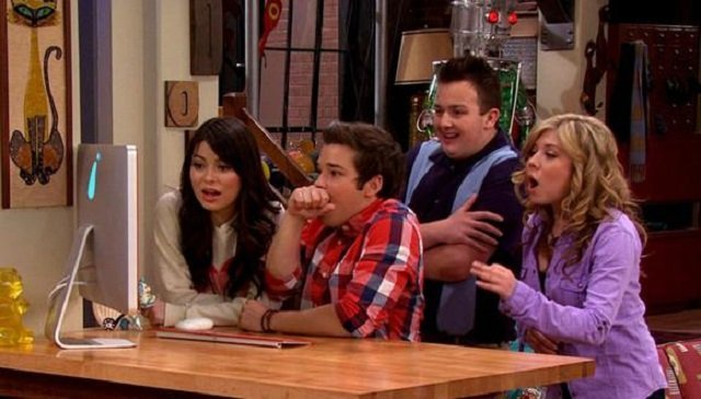 Elenco original de iCarly