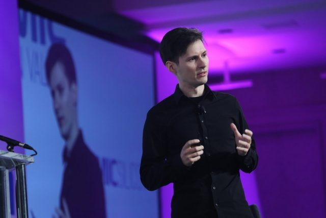 Pavel Durov, fundador de Telegram