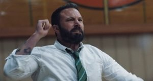 Ben Affleck en escena de The Way Back