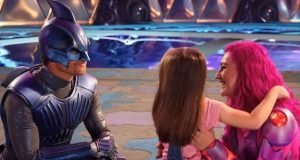 Sharkboy y Lavagirl en We Can Be Heroes