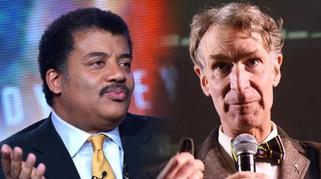 Neil deGrasse Tyson y The Science Guy.