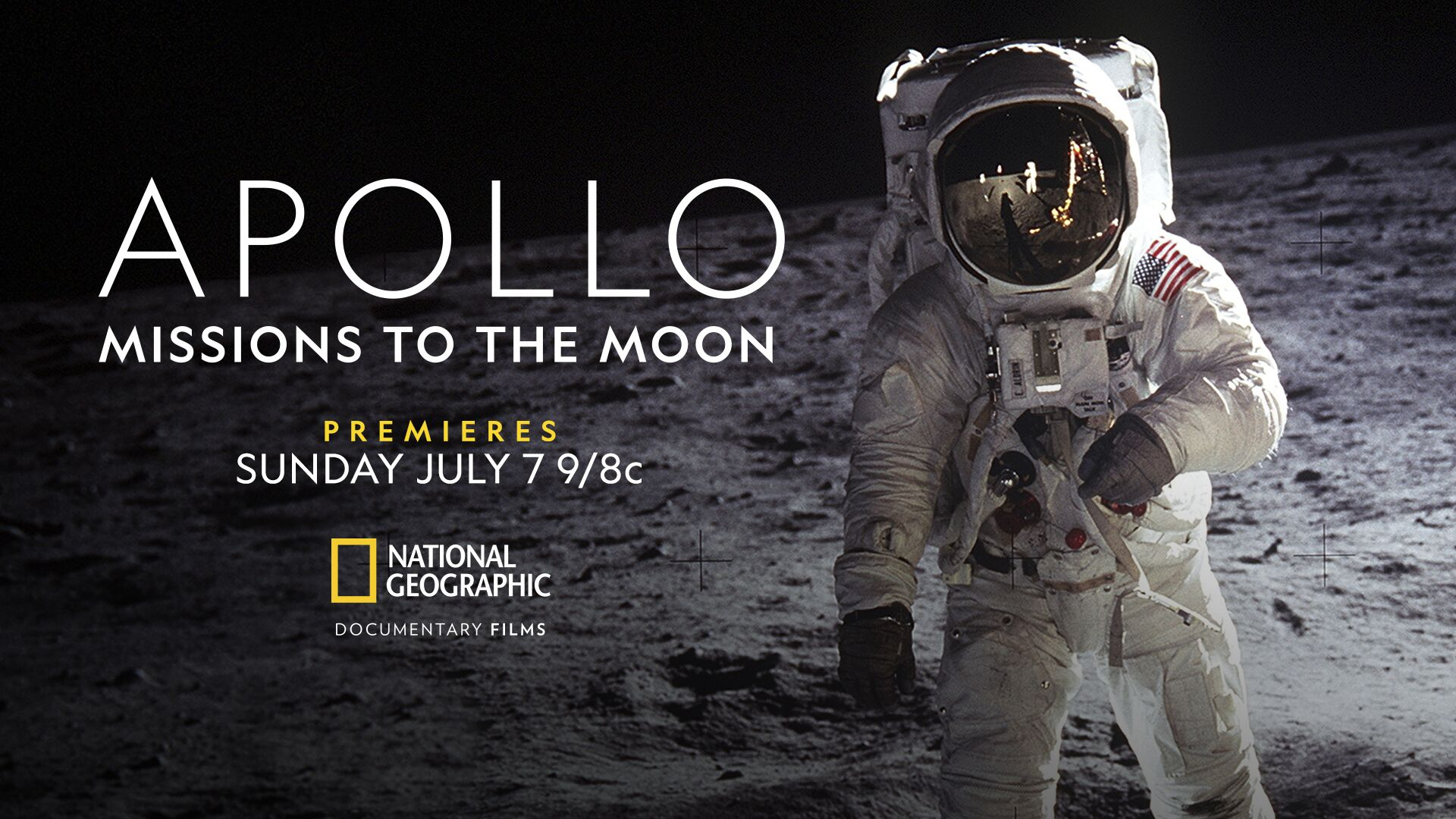 Poster de Apollo: Missions to the Moon.