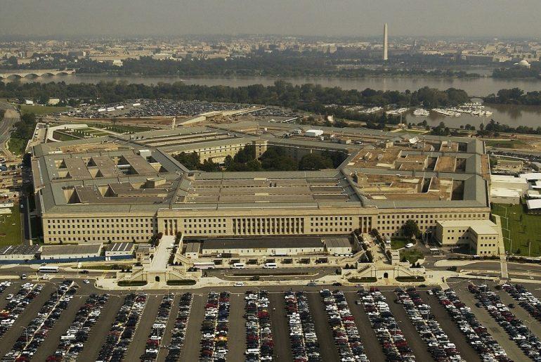 Vista del Pentágono, donde se está probando una IA capaz de predecir el futuro.