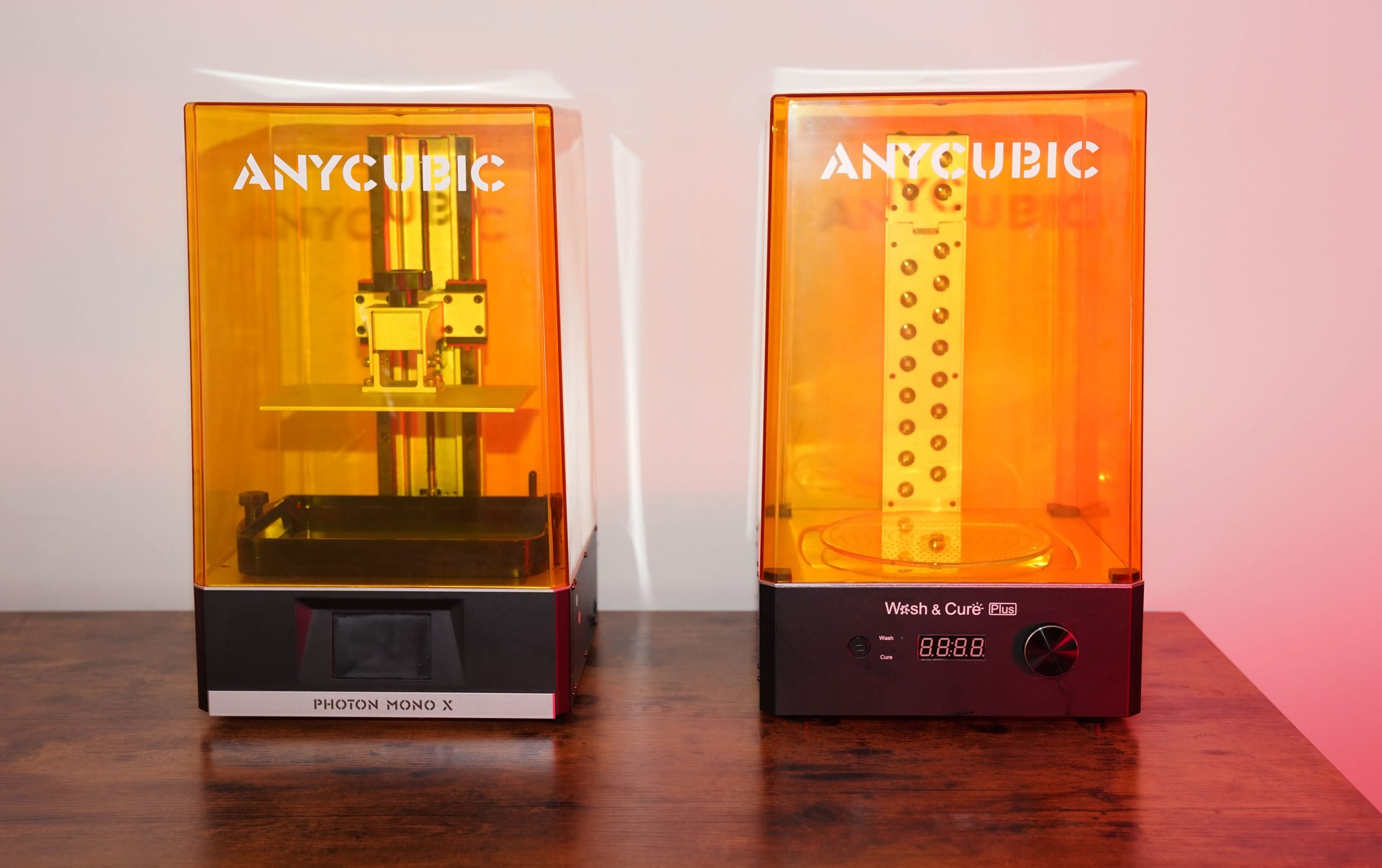 AnyCubic Photon Mono X y Wash & Cure Plus