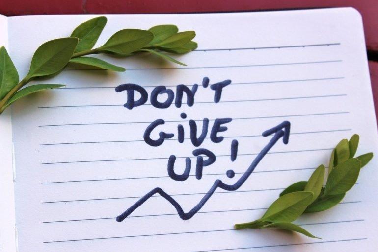 Trucos para mantener la motivación.